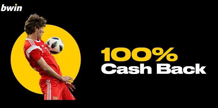 bwin bonus 100% cashback