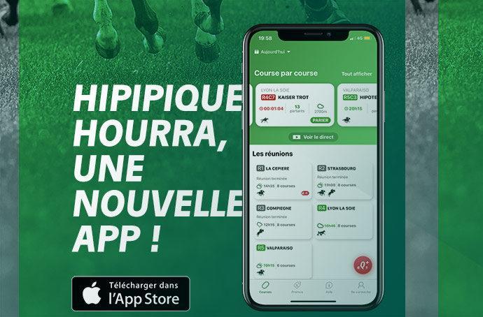 iOS app pmu