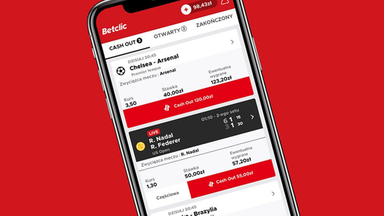 Betclic application Android